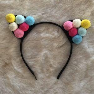 Cute cat ears headband